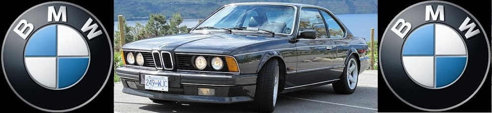 BMW 635CSI for Sale