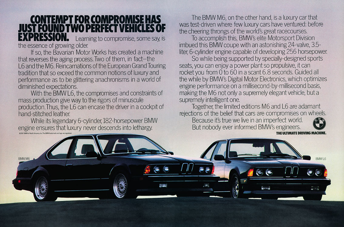Bmw 635csi For Sale October 2010