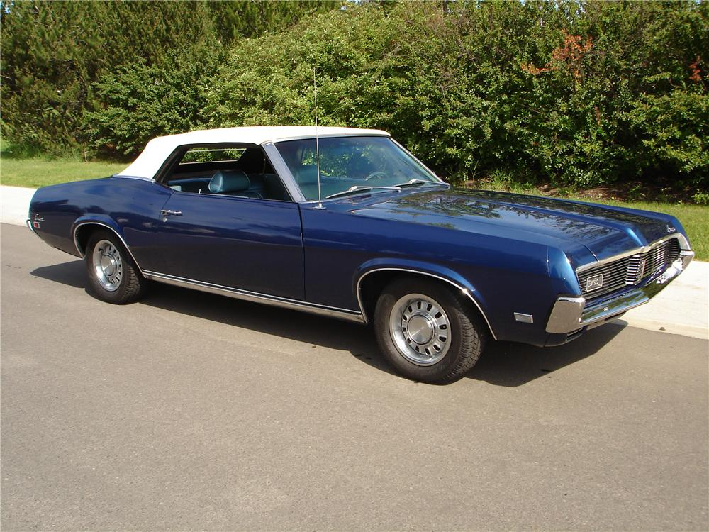 1969 Mercury Cougar January 2011