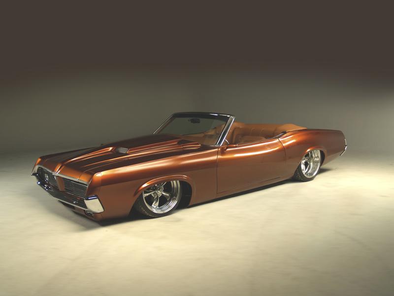 1969 Mercury Cougar Barrett Jackson Lot 1274 1 1969