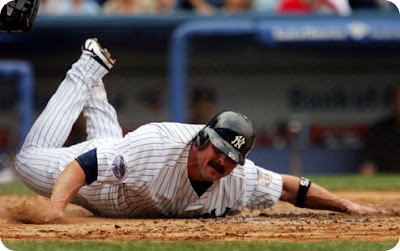 Jason Giambi: not an All-Star