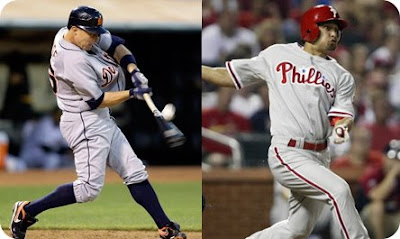 Inge and Victorino are your final two All-Stars
