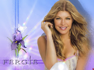 Hot Stacy Fergie Wallpaper
