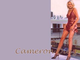 Cameron Diaz Hot Wallpaper