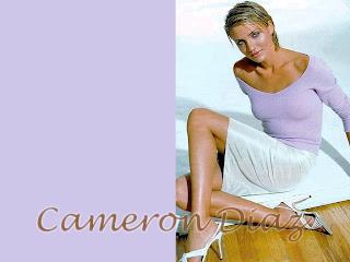 Cameron Diaz Sexy Wallpaper