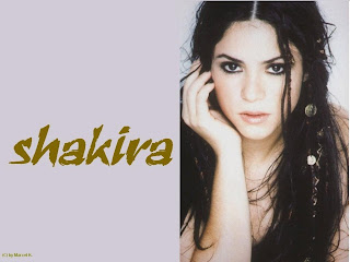 Shakira Lovely Wallpaper