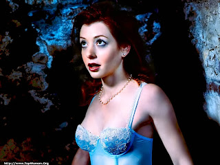 Alyson Hannigan Lovely Picture