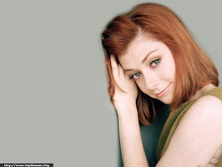 Alyson Hannigan Sexy Wallpaper