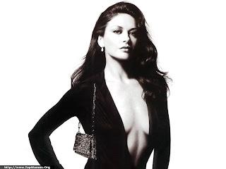 Catherine Zeta Jones Hot Wallpaper