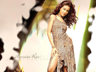 Bollywood Star Amrita Rao