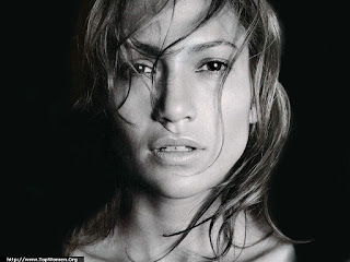 Jennifer Lopez Black Wallpapers
