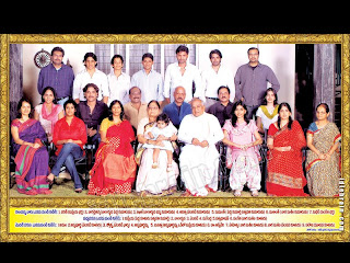 ANR Family Photo(Nagarjuna)