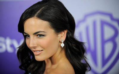 Camilla Belle Lovely Wallpaper