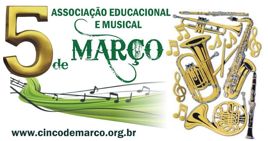 FILARMÔNICA CINCO DE MARÇO DE MURITIBA