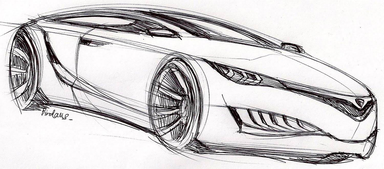 hyrax sketches: Proton Concept design idea