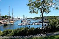 Camden Harbor, Camden Maine