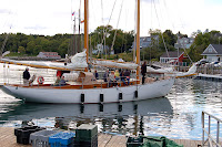 day sailing in rockport harbor maine