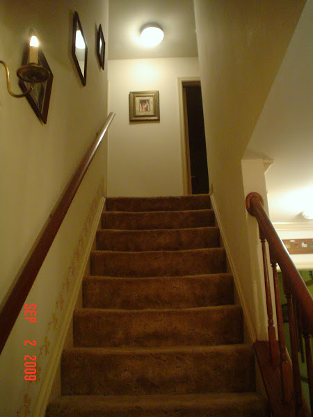 upstairs to bedrooms