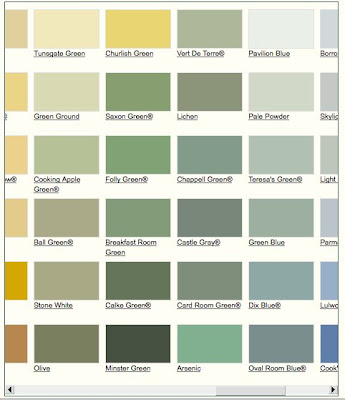 farrow and ball paint swatch. Black Bedroom Furniture Sets. Home Design Ideas