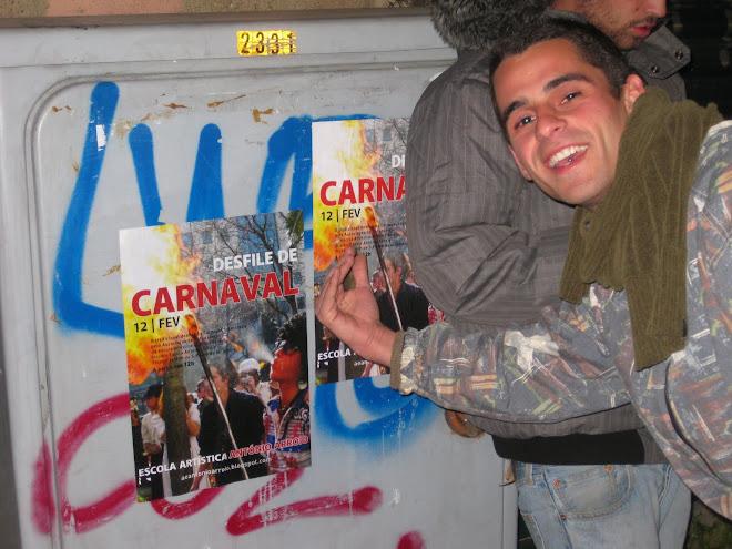 Cartazes de Carnaval