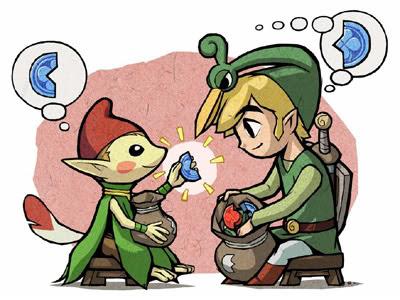 Gameboy Advance: Legend of Zelda - The Minish Cap - Selina Wing - Deaf ...