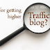 Tips for Getting Traffic to your Blog