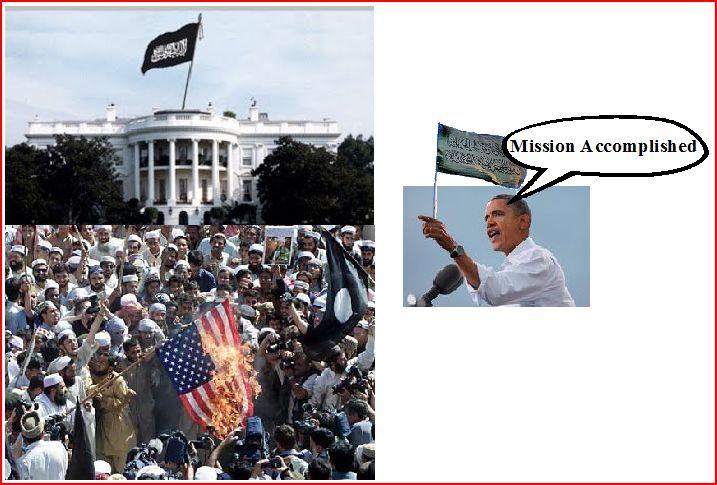 Muslim takeover