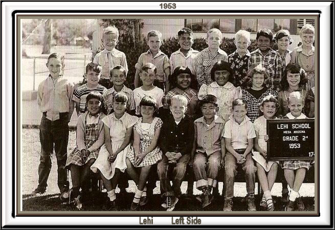 LEHI 2nd Left Side 1953