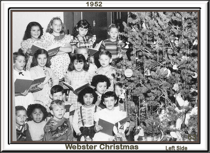WEBSTER 2nd CHRISTMAS Left Side