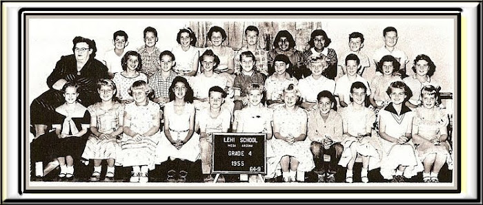 LEHI 4th grade group 1955