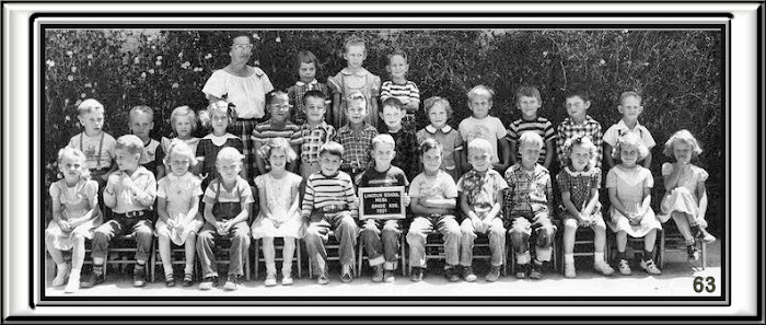 LINCOLN KINDERGARTEN  GROUP 1951