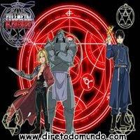 Full Metal Alchemist Dublado Completo