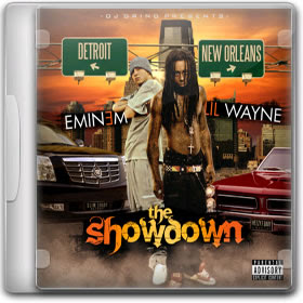 Eminem & Lil Wayne - The Showdown