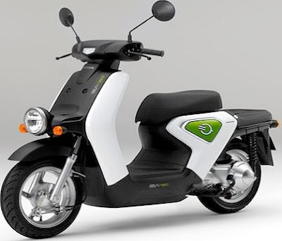 Honda EV Neo Electric Scooter
