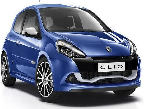 Renault Clio Rs 200 Cup. Renault revealed Renault Clio