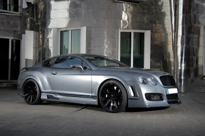 Anderson Germany Bentley GT Supersports Car