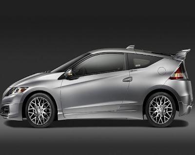 2010 Honda CR-Z MUGEN