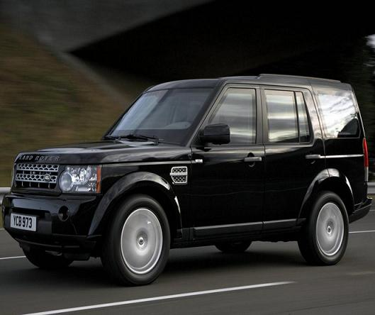 Sport Car: Land Rover Discovery Tires