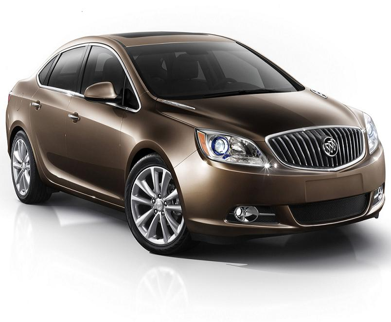 Buick Verano. The 2012 Buick Verano car is