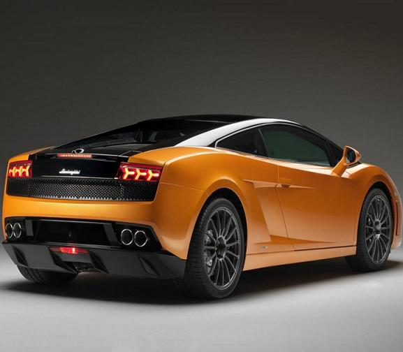 2011 Lamborghini Gallardo Exterior