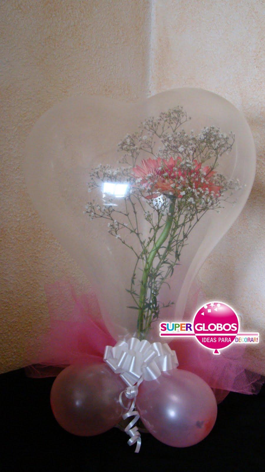Regalos para el d a de la madre decoraci n con globos for Decoracion para pared dia de la madre