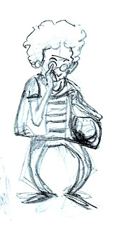 Tony Neto Sketchbook Sketch+7
