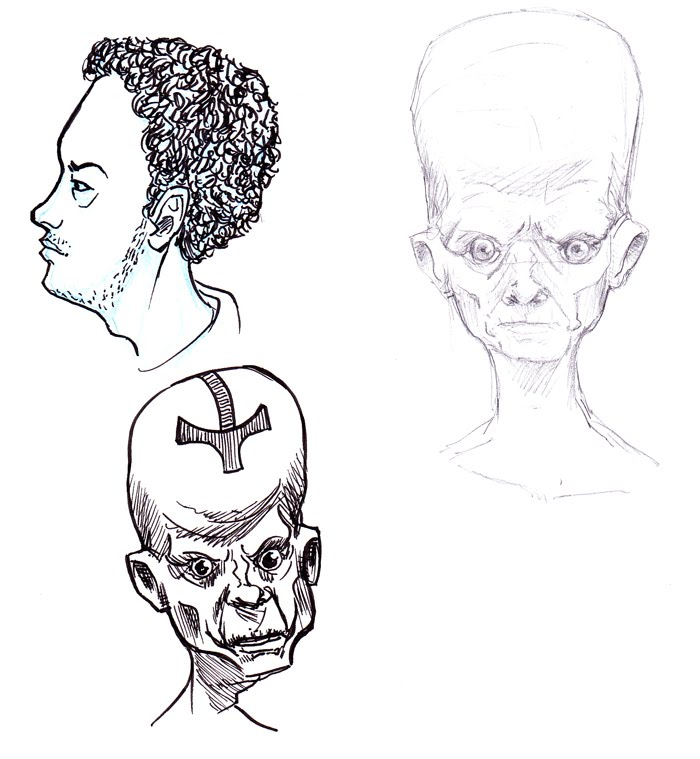 Tony Neto Sketchbook Et