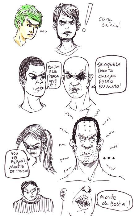Tony Neto Sketchbook Expressoes2