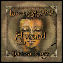 AWARD recebido do grupo LUZES_DEL_PSP