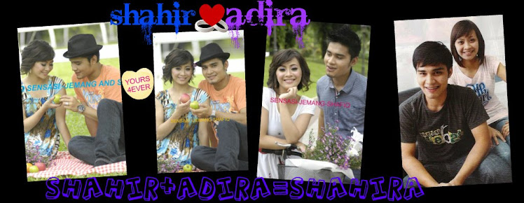 Shahir dan Adira