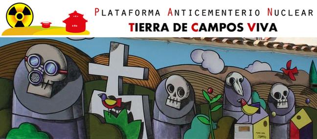 NO al cementerio nuclear en Tierra de Campos (Valladolid)