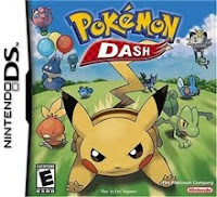 Pokemon Dash (U) | DS Roms