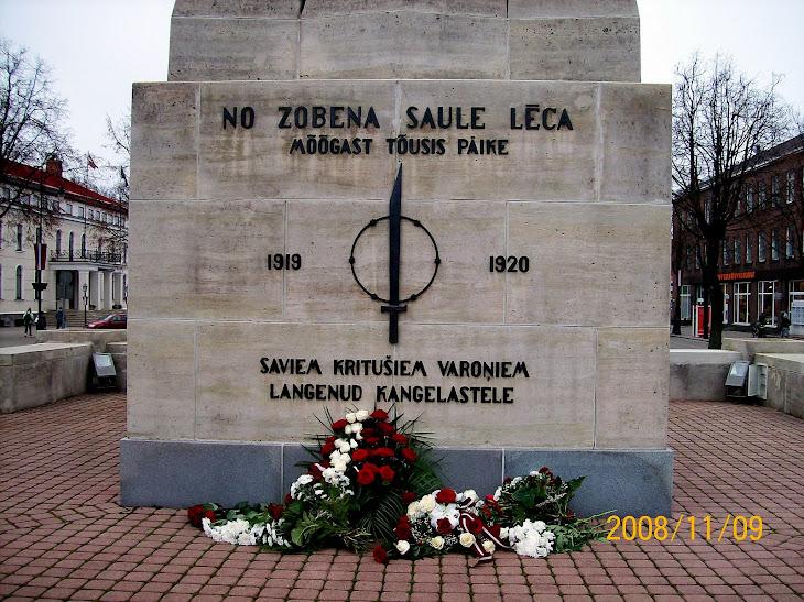 Cēsis Victory Monument