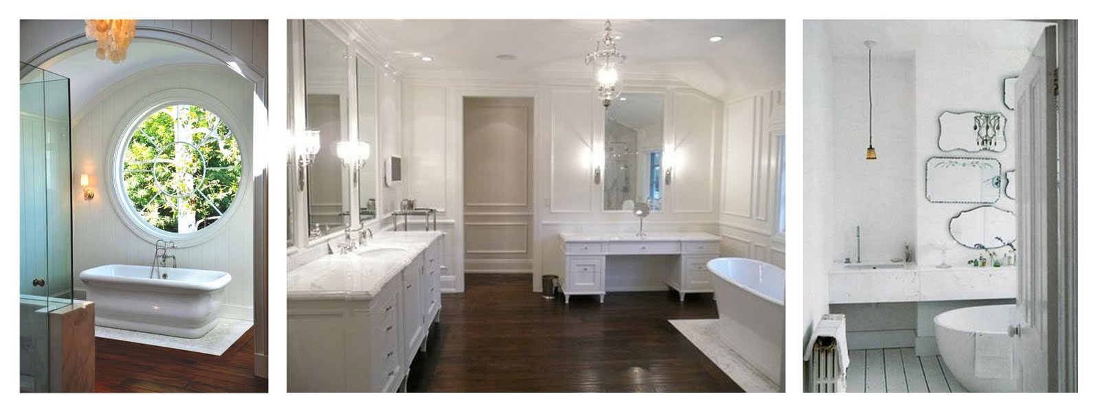 Beaucoup de Travail: Beautiful Bathrooms...